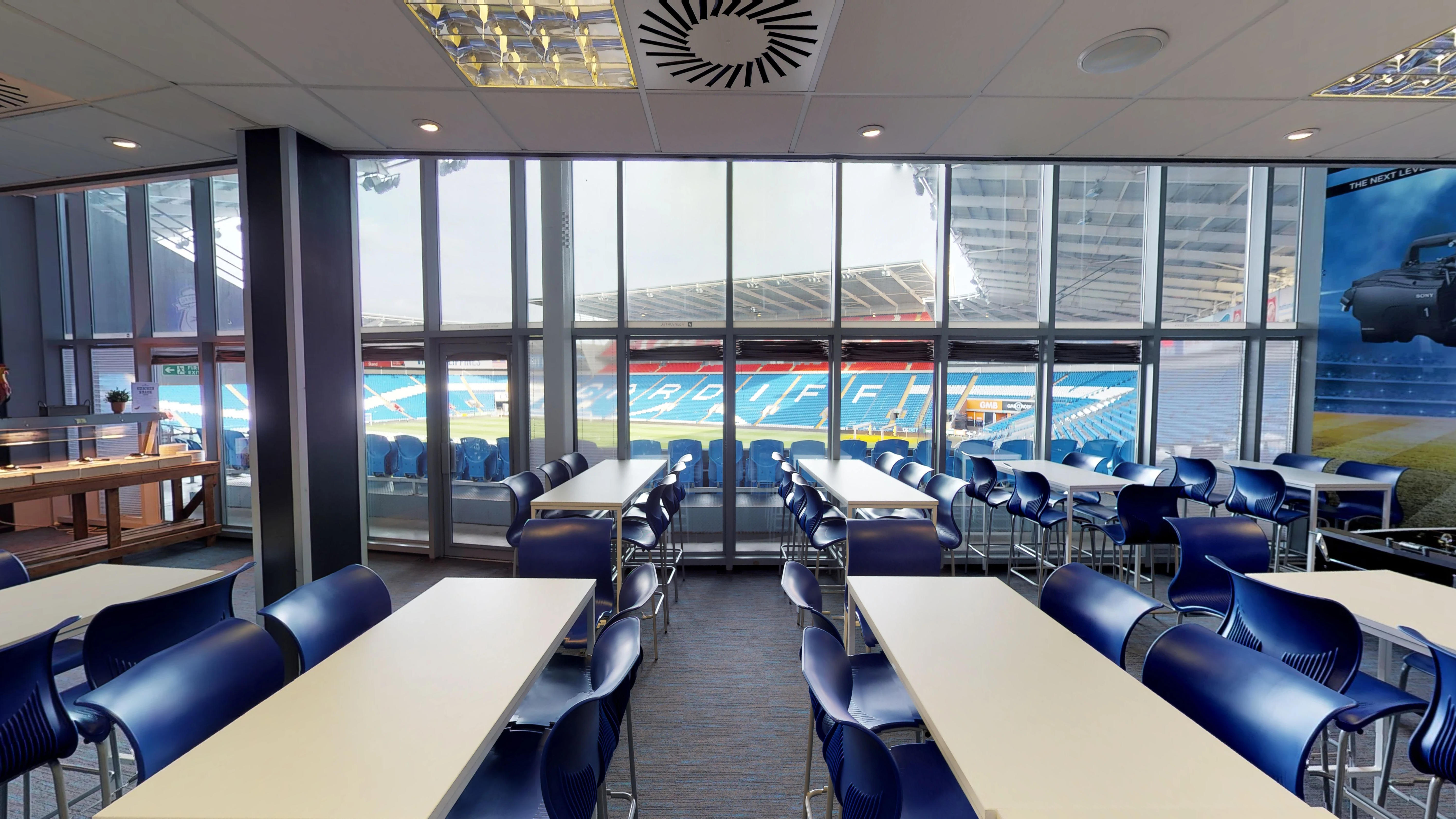 Cardiff City Meetings Events Sony Lounge