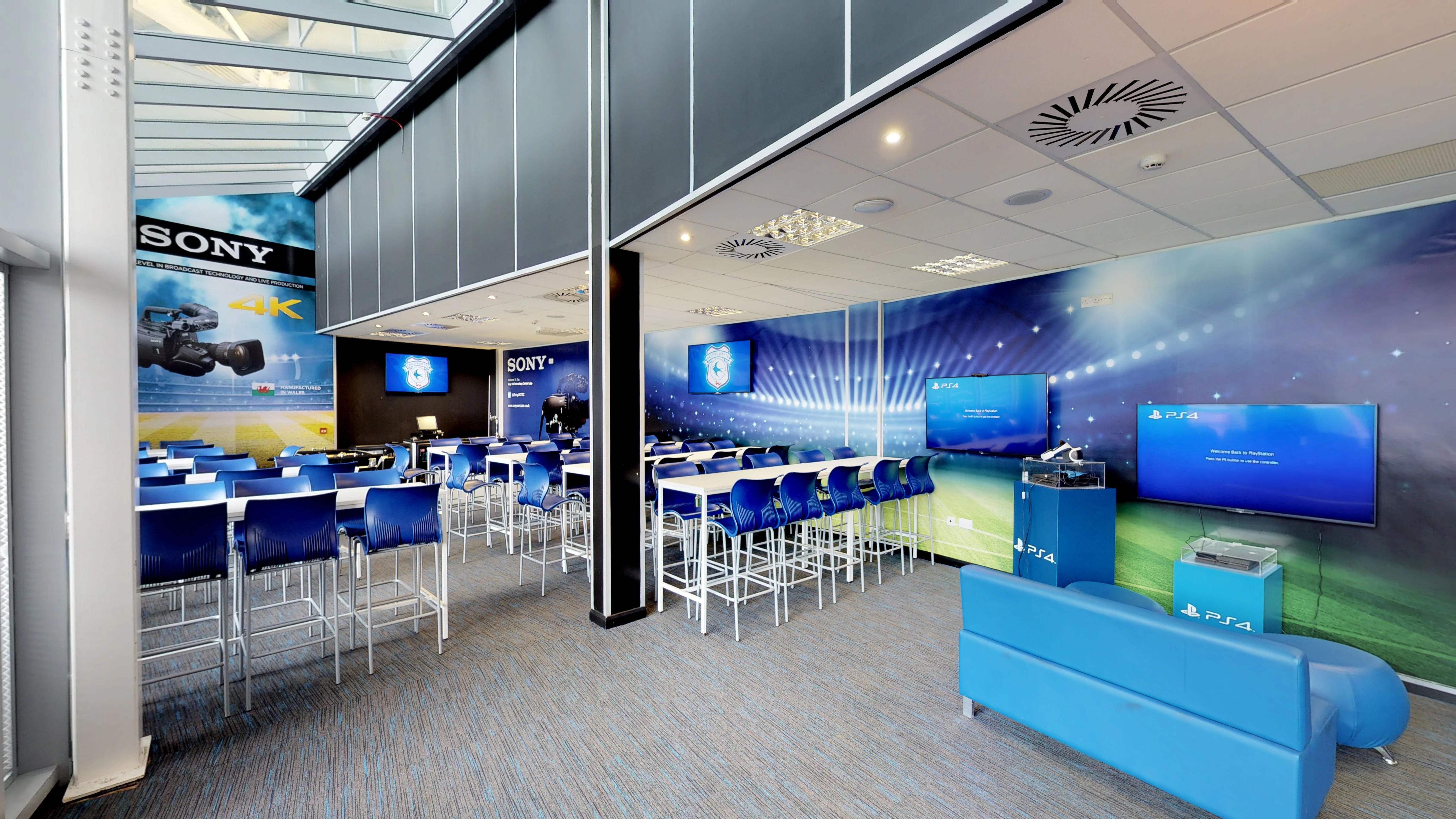 Cardiff City Meetings Events Sony Lounge(1)