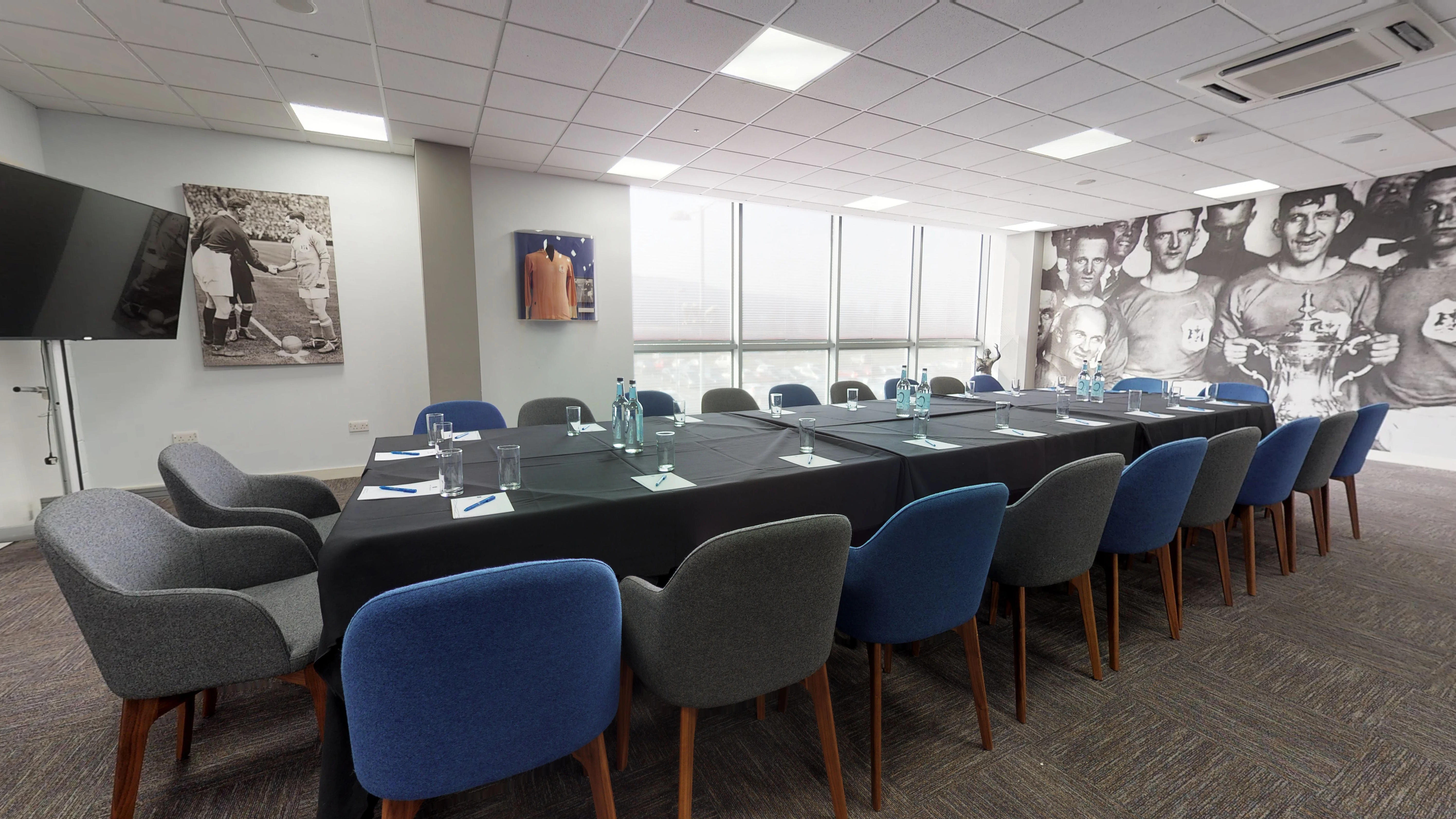 Cardiff City Meetings Events Fred Keenor Suite Boardroom(1)