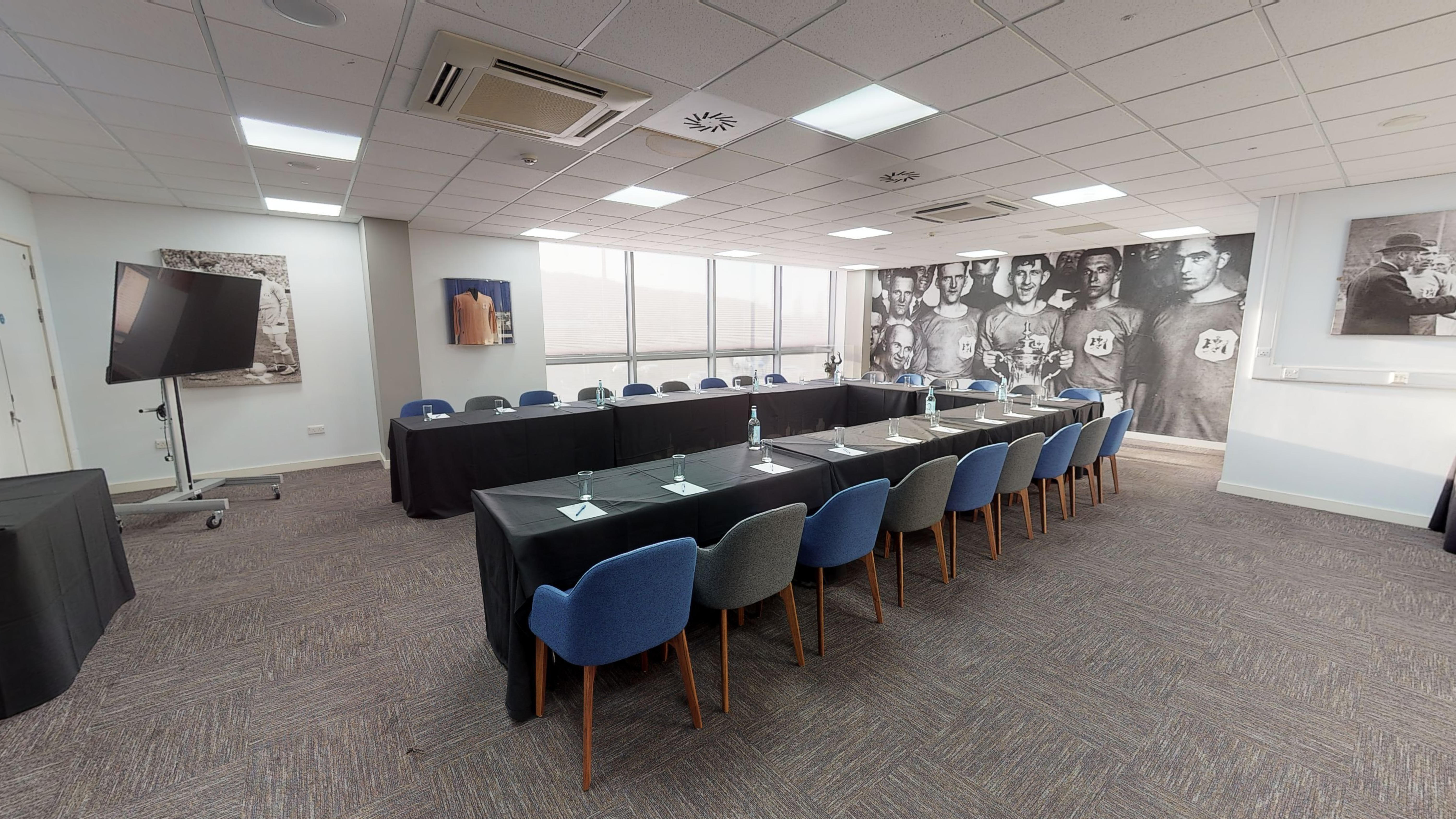 Cardiff City Meetings Events Fred Keenor Suite U Shape